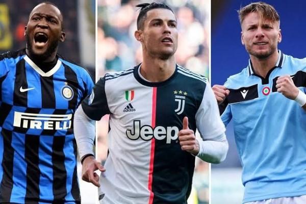 5 Pemain Terbaik Serie A 2020