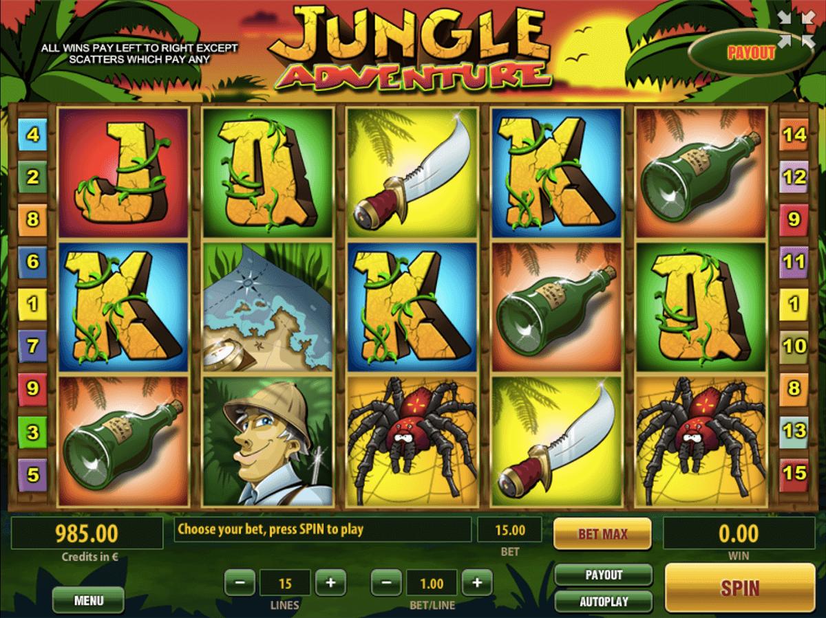 5 Kualitas Permainan Casino Games: Slot Adventure